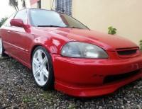 Honda Civic Ex 1998 Americano