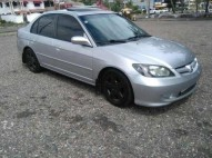 Honda Civic Ex 2005 Canadiense