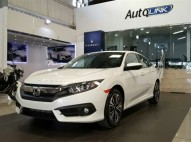 Honda Civic Ex Turbo 2016