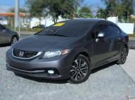 Honda Civic Exl 2013