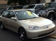 Honda Civic LX 2002