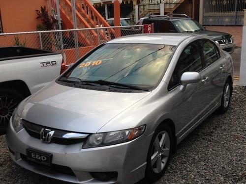 Honda Civic LX 2010