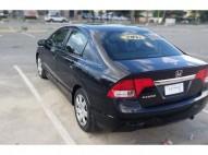 Honda Civic LX 2011 Negro Recien Importado