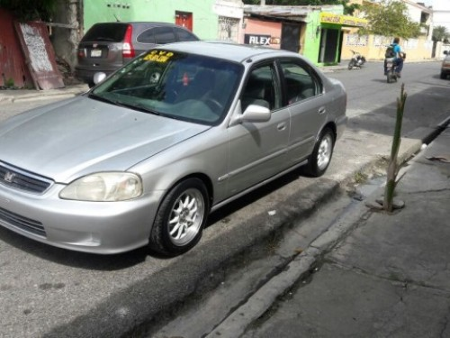 Honda Civic LX Version Americana 1999