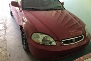 Honda Civic LX Version Americana
