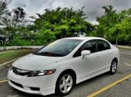 Honda Civic LX-S 2009