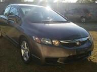 Honda Civic LX-S 2011 Gris