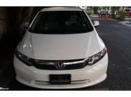 Honda Civic Lx 2012 Blanco