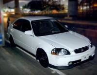 Honda Civic Nitido 1998 Excelentes Condiciones