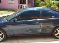 Honda Civic azul 2003 americano
