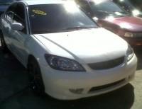 Honda Civic nitido 2000 en santiago