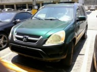 Honda Crv  2002 Gas y gasolia Americana En RD370000