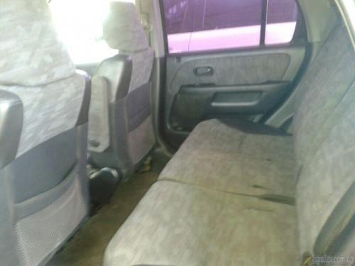 Honda Crv 2003 ac Full Como Nueva Sin Detalles En San Cristobal
