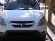 Honda Crv 2004 Blanco Full V4