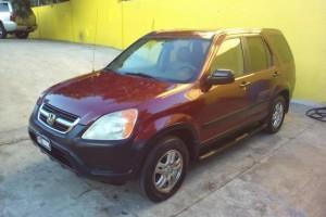 Honda Crv 2004 Nitida