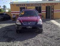 Honda Crv 2006 Full La Mas Nueva Llevatela Con 250 Mil Incial