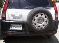 Honda Crv blanca 2002