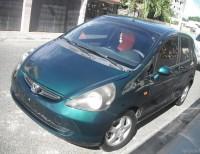 Honda Fit 2003 Americano