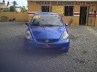 Honda Fit 2006 La Mas Nueva DelPais Llevatela Con100 Mil Pesos