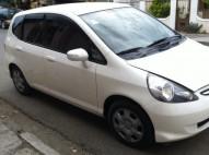 Honda Fit 2006 Nítido