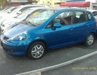 Honda Fit 2008 Azul Nuevo