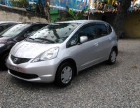 Honda Fit 2008 Caja Nueva Recien Importado