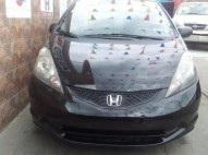 Honda Fit 2010 Negra Leather