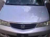 Honda Odyssey 2003 muy buena condiciones