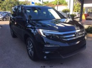 Honda Pilot Limited Edition 2016