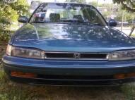 Honda accord 1991 verde