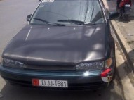 Honda accord 1994 color verde año 93 el full