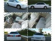 Honda accord 2001 automatico