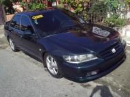 Honda accord 2001 en exelente condiciones