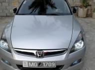 Honda accord 2005 gris plata como nuevo con gas natural