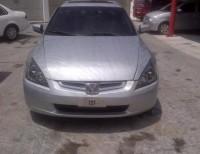 Honda accord 2005 gris