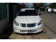 Honda accord ex 2009 aros 19