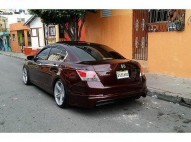 Honda accord ex L 2008