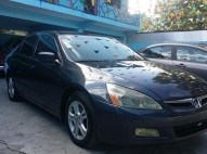 Honda accord exl 2007 nitido