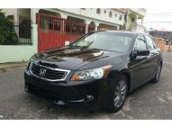 Honda accord v6 2008 full piel sunroof americano