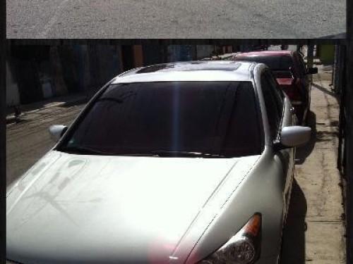 Honda acord 2008, blanco perla