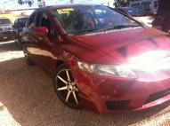 Honda cívic 2011 en la lata