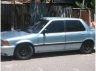 Honda civi 1988 cola de pato