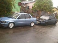 Honda civic 1987 calenton