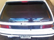 Honda civic 1988 Blanca hatchback