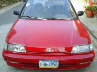 Honda civic 1988 cola de pato excelente condicio