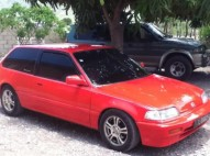 Honda civic 1988 hatchback