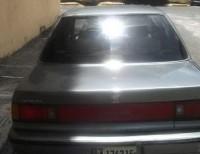 Honda civic 1989 cola de pato gris