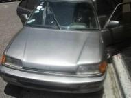 Honda civic 1989 cola de pato
