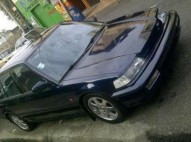 Honda civic 1991 cola de pato
