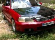 Honda civic 1996 Coupe